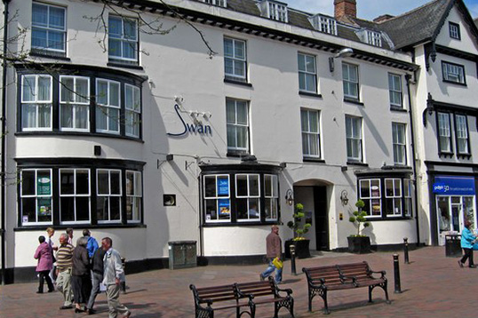 The Swan Inn, Stafford, The Wilkes Partnership, Rick Smyth, Corporate Law, Commercial