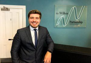 Jack Ackrill - British Wills and Probate Awards The Wilkes Partnership Solicitors, Birmingham & Solihull