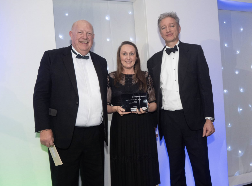 The Wilkes Partnership named Legal Firm of the Year at City of Birmingham Business Awards