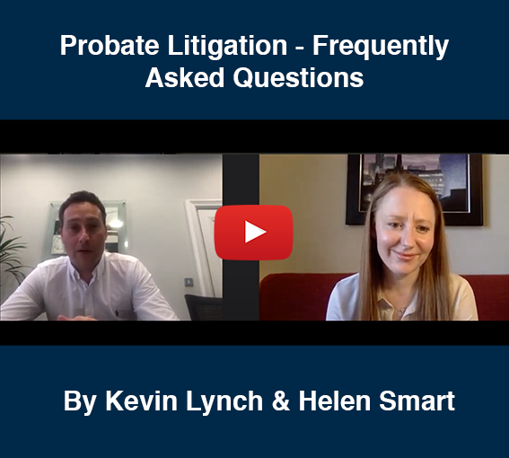 Kevin Lynch, Contentious Probate, Probate Litigation, The Wilkes Partnership Solicitors