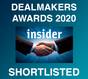 Double Shortlisting for Wilkes Corporate Team at Midlands Dealmakers Awards