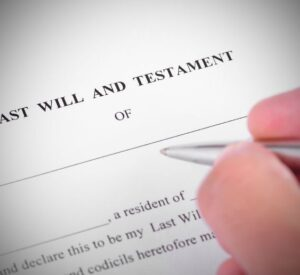 Where there's a will...validity is key Jack Ackrill Contentious Probate The Wilkes Partnership Solicitors Birmingham and Solihull
